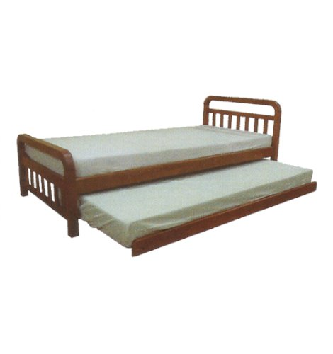 Single Bed + Pull Out