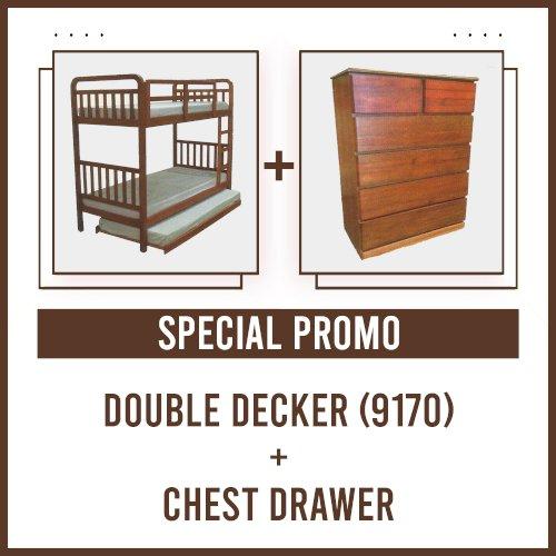[PROMO] Double Decker 9170 + Chest Drawer