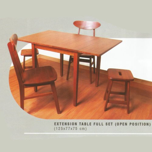 Extension Table Full Set (Open Position)