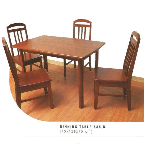 Dinning Table 636 N