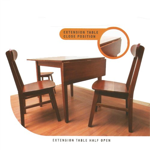 Extension Table Half Open